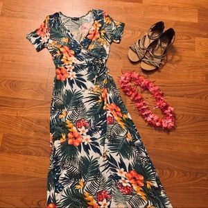 P.B. Hawaiian dress